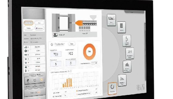 Ob intuitive Bedienerführung per Touchscreen, fix belegte Funktionstasten oder eine Kombination aus ...