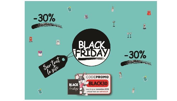 Soyez prêts pour le Black Friday !! C'est l'occasion de réaliser d'incroyables affaires !!