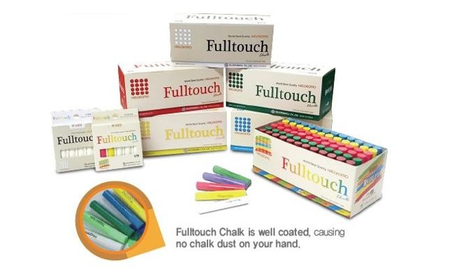 No harm to human health, no chalk dust on your hand It is made of the best calcium carbonate and has...