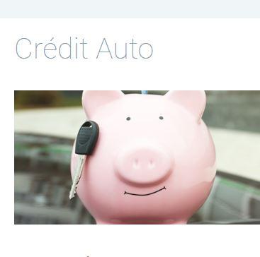 MAPA Crédit Auto
