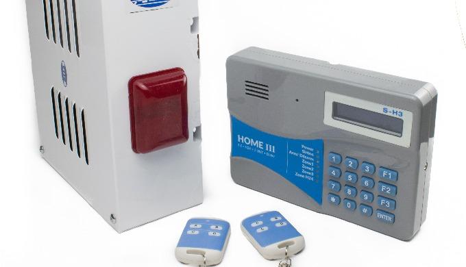 Centrale d'alarme SMART HOME 3 SH3