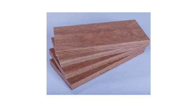 Plywood manufactured with Phenol Formaldehyde resin and core of different species are known as Marin...