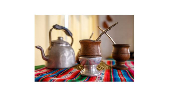 Шукаєте здорове джерело натурального кофеїну? Спробуй йербу мате!