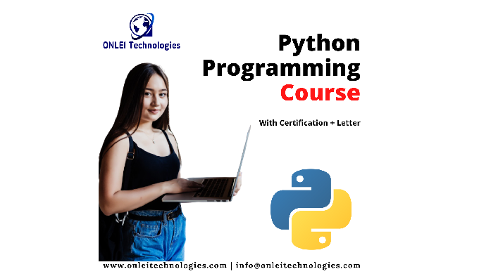 ONLEI Technologies is the best training company to learn Python. Python is an interpreted, object-or...