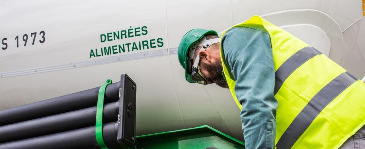 Garnier logistique et transport accompagne le développement des industries de l'agro-alimentaire pou...