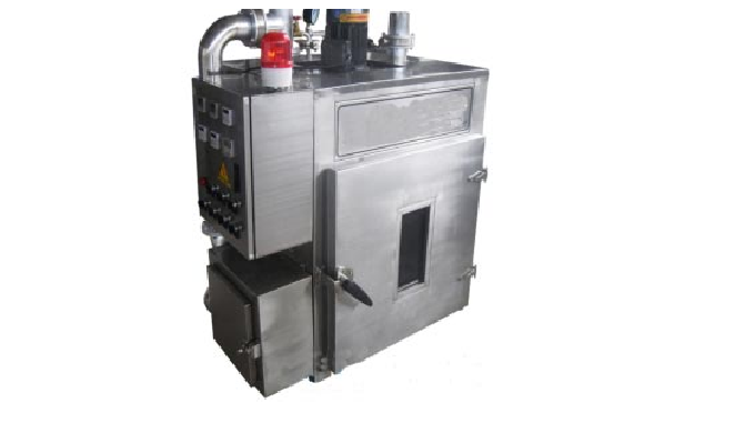 Laboratory smoke house machine The experimental small-scale fumigation furnace is reasonable in desi...
