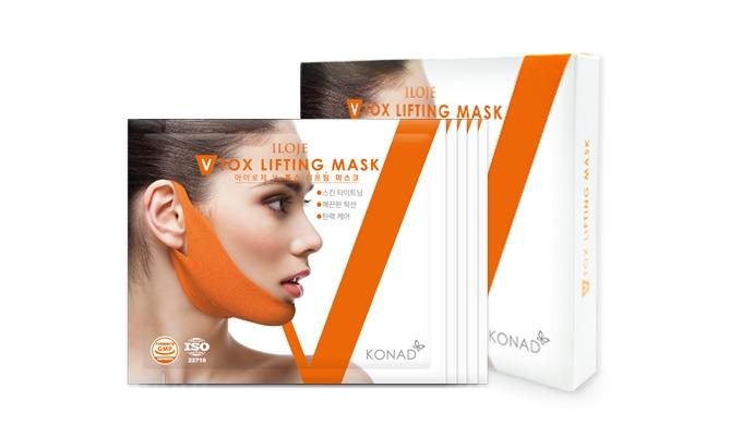 ILOJE V-tox lifting mask-5 sheet