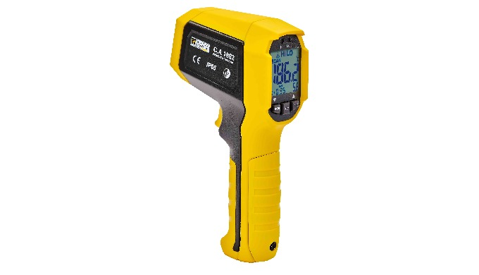 CA1860 / CA1862 | Infrared thermometers