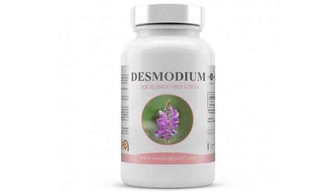 Desmodium es un complemento alimenticio en cuyo desglose nutricional destaca prioritariamente su com...