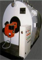 Modelo IFS - Calderas de Fluido Térmico