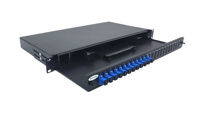 Supplier of fiber optic panels, converters and cables