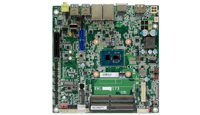EHL171/EHL173 | Intel Atom® Processor x6000  | MINI-ITX | DFI