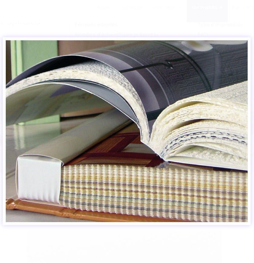 Marx Reliures, spécialiste de l'échantillonnage et de la reliure, vous présente les papiers peints d...