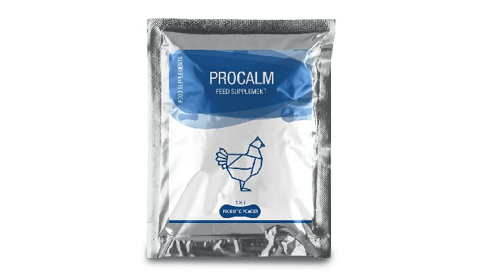 PROCALM Procalm is a Feed Supplement for relieves stress conditions by correcting Intestinal micro F...
