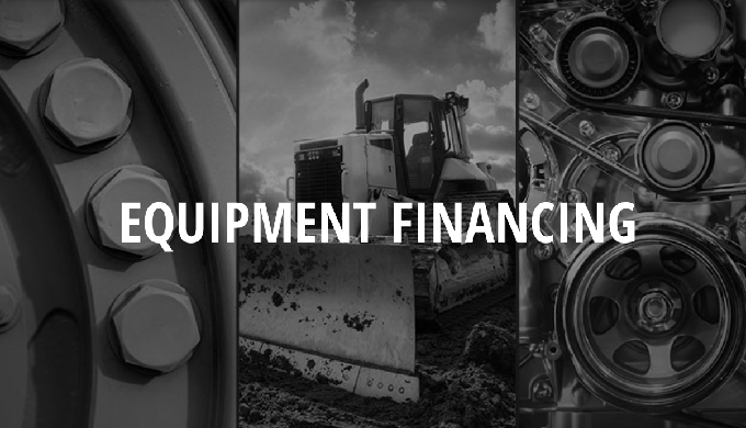 Grow Through the Right Equipment Need additional equipment or to free up additional cash in equipmen...
