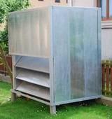 Protihlukové kryty pro odhlučnění klimatizace a tepelného čerpadla