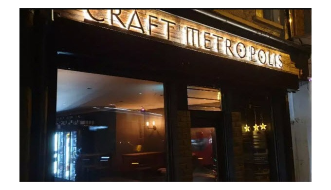 Friendly independent craft beer taproom in Penge, South East London. We have 10 rotating taps and 40...