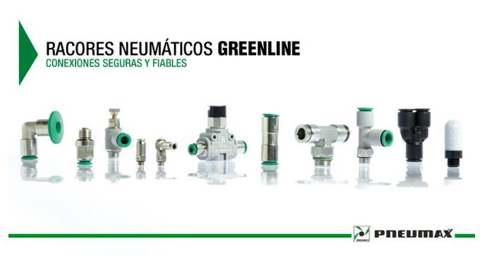 RACORES NEUMATICOS GREENLINE