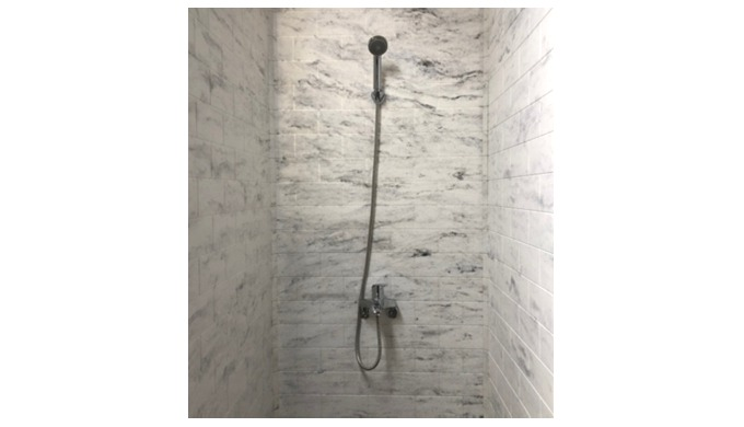 CMMA Shower Deco Wall Panel