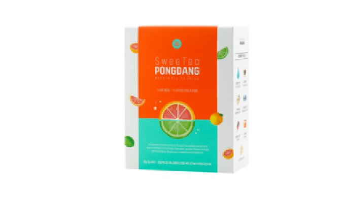 Sweetea pongdang (lime-Grapefruit)