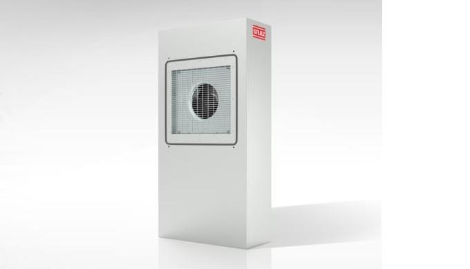 Unità Free Cooling Retrofit per installazione indoor e outdoor. Per tagliare significativamente i co...