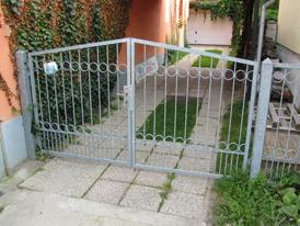 Ocelové brány posuvné a otočné