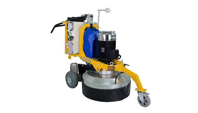 KLINDEX Floor Grinder Autopilot (Made in Italy) ALL IN THE PALM OF YOUR HAND Klindex has developed a...