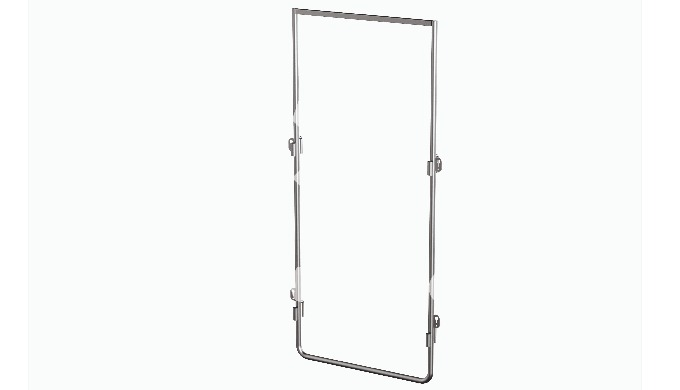 Connection frame ( helps in building a pathway for cattle testing or moving) Size: 0.96m x 2.2m Can ...