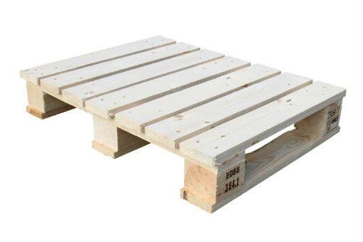 DS 1/2 paller er stabile standardpaller, som lever op til Dansk Standards krav. DS halvpallen er et ...