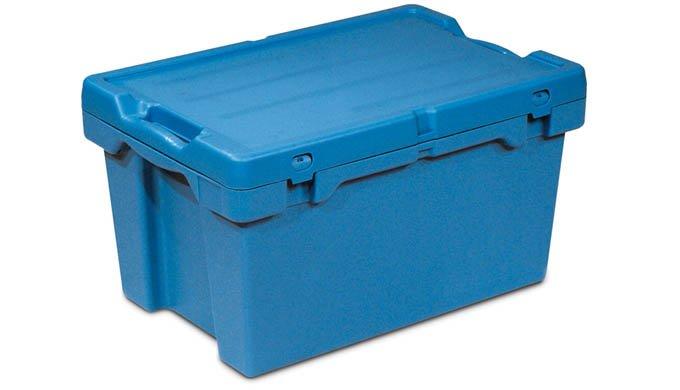 Versandbehälter wie die POOLBOX wurden in Zusammenarbeit mit der Schweizer Post entwickelt und haben...