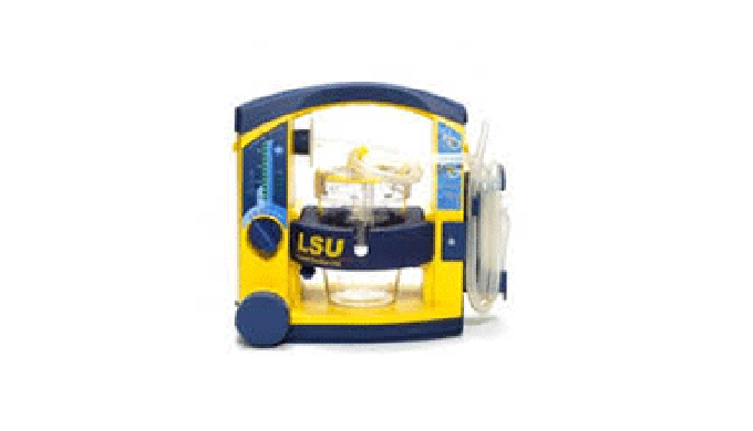 Sug Laerdal LCSU4 Transportabelt mini sug, højvacuum. Laerdal LSU Transportabelt/stationært sug, høj...