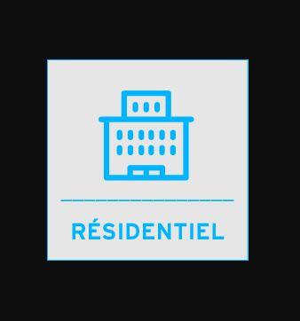 Prestations de nettoyagedans les secteurs résidentiels