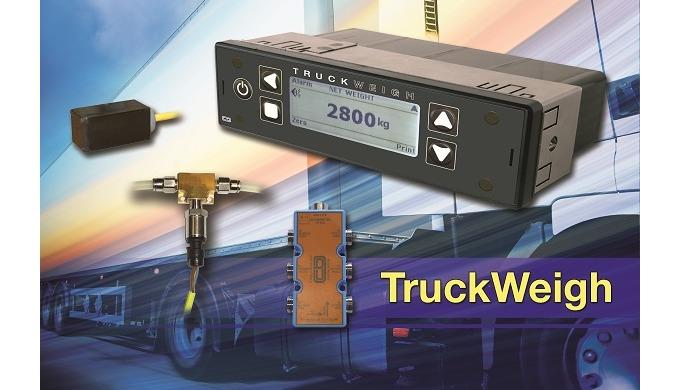 TruckWeigh  : Système d'information contre la surcharge des essieux pour véhicules de 7,5 à 50 tonnes