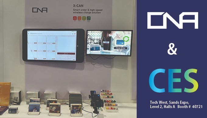 New XCAN is on exhibition at CES2020. It's a great chance to meet CNA.