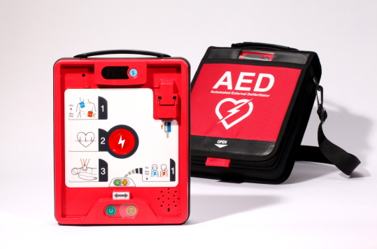 [Heart +ResQ] AED(automated external defibrillator)