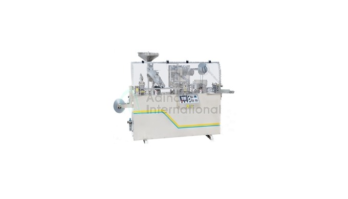 Manufacturer and exporter of ampoule filling & sealing machine, ampoule vial jet washing machine...