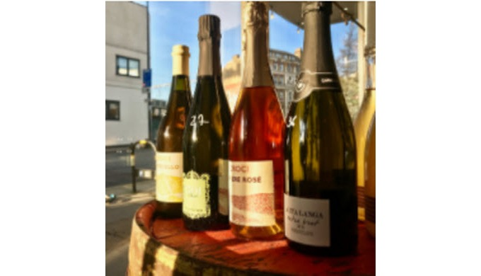 My Natural Wine is a wine shop based in Bethnal Green E2, East London, specializing in natural, orga...