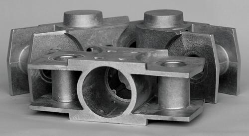 Gewicht: 1.765g / 2.5690g Legierung: AlSi12(Cu) / EN AC-47000