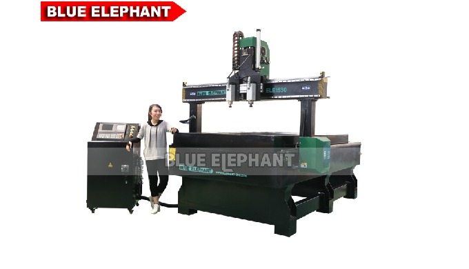 ELECNC-1530 Multi-head CNC Machine for Woodworking