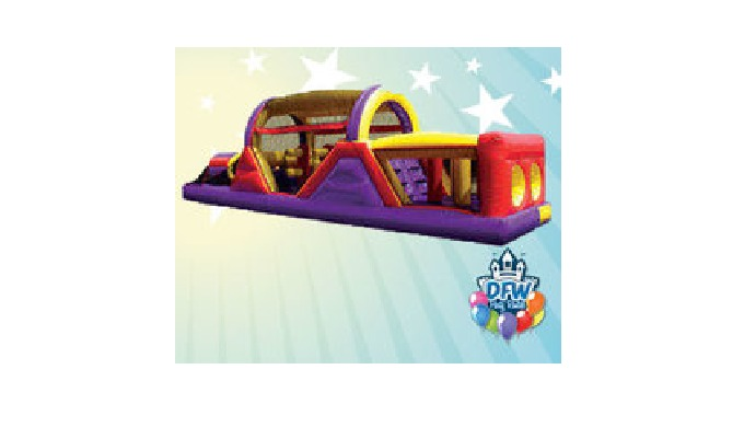 If you're looking for an exciting inflatable that is perfect for large events, school carnivals, or ...
