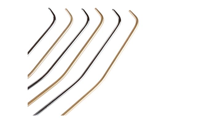 PEZZI PIEGATI Con la nostra piegatrice CNC possiamo produrre un'ampia varietà di pezzi piegati in fi...