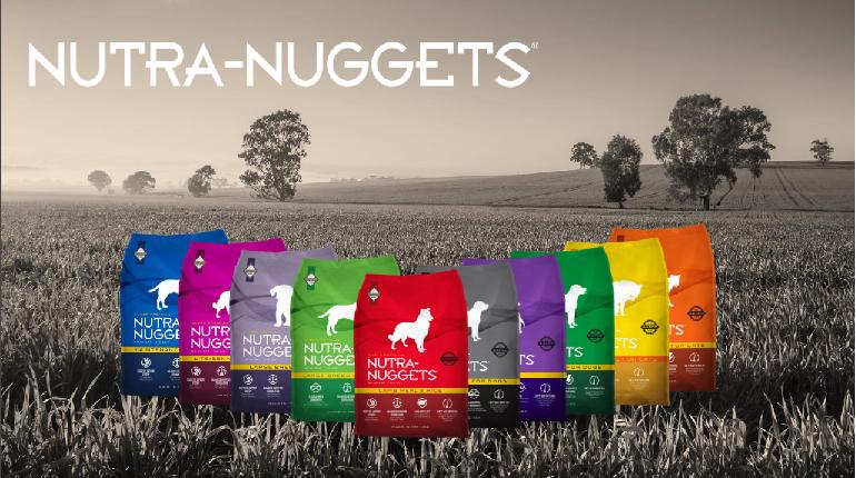 Alimentation pour chien super premium, les nutra nuggets croquette pour chien au poulet seront parfa...