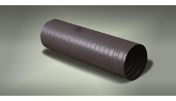 Fiber Glass Fabric Flexible Duct Hose (D-3000)
