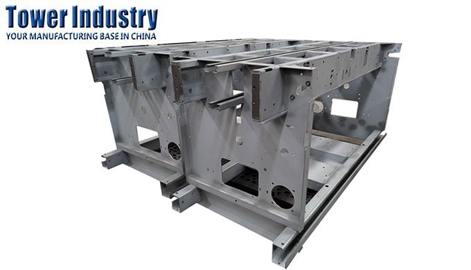 Sheet Metal Machine Frame