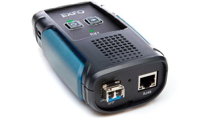 EX1 è un tester tascabile che convalida la velocità della larghezza di banda fino alla velocità di l...