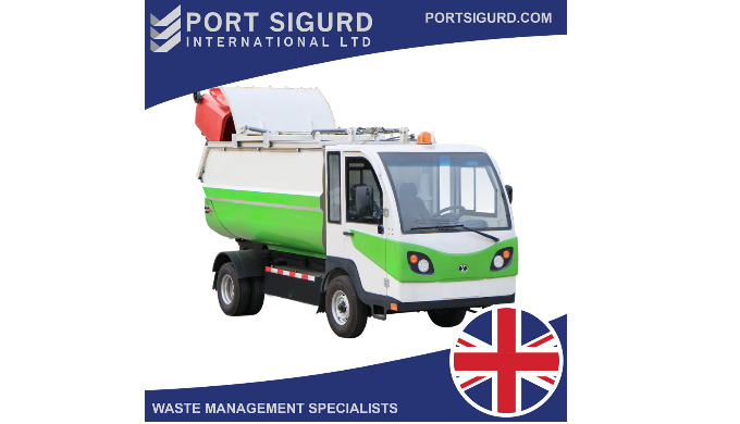 The Electric Compactor Garbage Truck is a pure electric rear-loading and unloading vehicle. Thanks t...