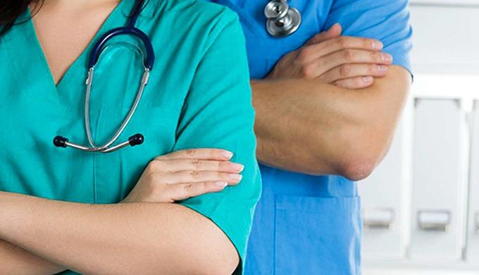 Uniformes pour les hôpitaux