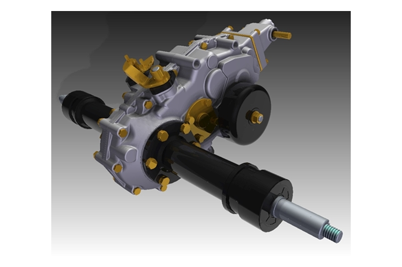 - Type : Side Clutch Type Transmission - Application : Riding Agricultural Vehicles (Wheel or Track)...