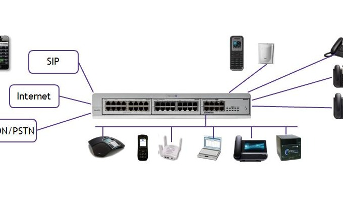 We are dealing all types of telephone system installation