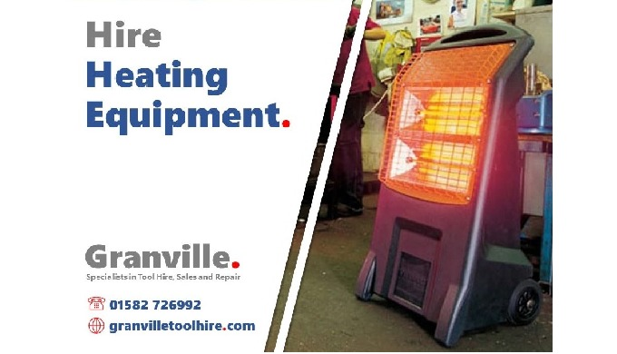 We're here to help with the hire and advice on a range of equipment to keep your property warm and d...